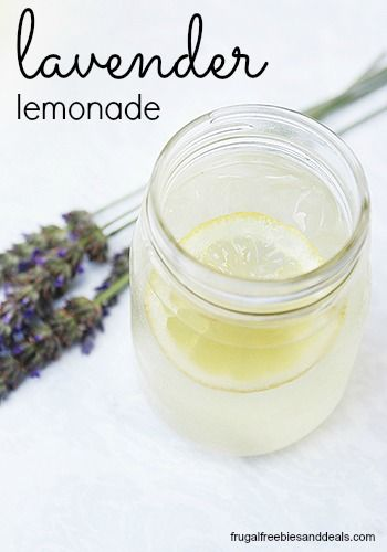 Lavender Lemonade | Recipe