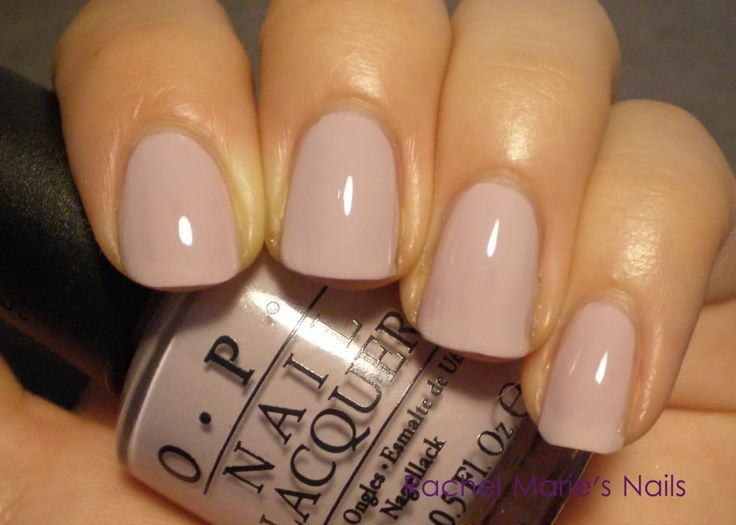 OPI: Steady as ...