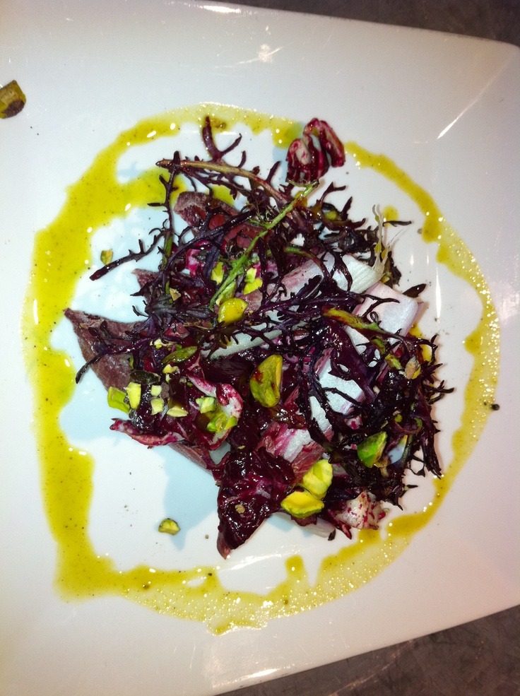 Blood Orange Endive Salad Recipe — Dishmaps