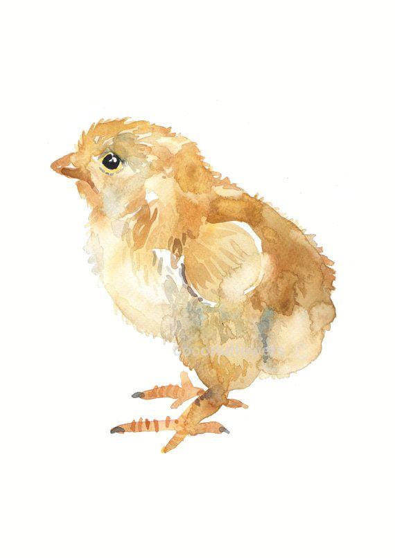 Baby animal painting - photo#11