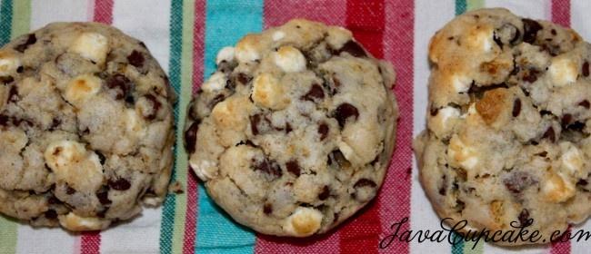 Mini S'mores Cookies | Recipe