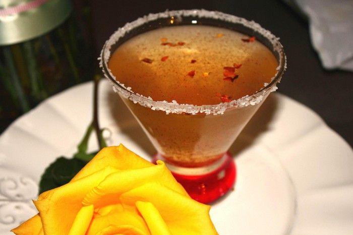 Sweet & Spicy Margarita