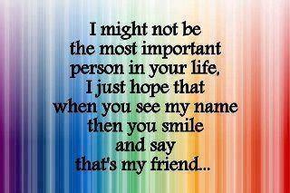 Hello friend...  :-)