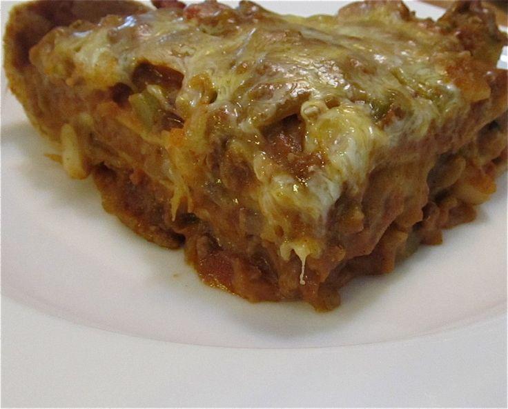 Mexican Lasagna recipe- Dinner #freezercooking #diet #lasagna