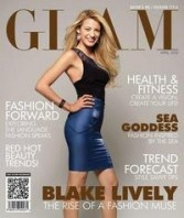 Glam April 2012  BLAKE LIVELY   FASHION FORWARD   EXPLORING THE LANGUAGE FASHION SPEAKS   RED HOT BEAUTY TRENDS!