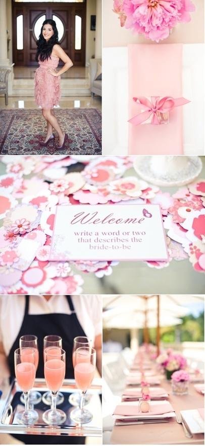 Wedding Craft Ideas Pinterest : Wedding Shower Idea craft-ideas One day.. Pinterest