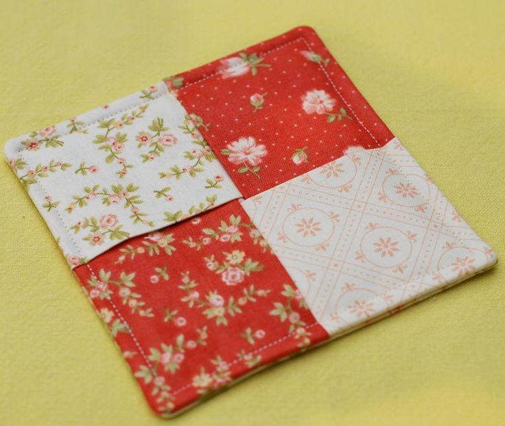 Easy mug rug potholders mug rugs tablerunners and more for Easy rugs