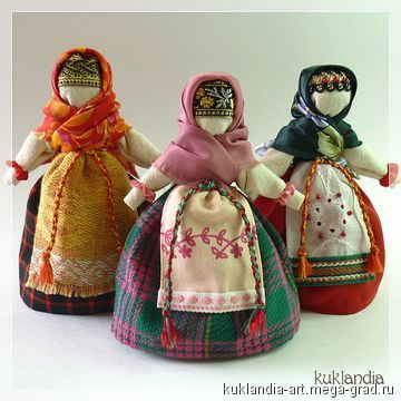 Куклы обереги берегиня своими руками