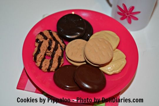 Pippaloo Doll Sized Girl Scout Cookies Giveaway