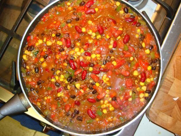 Vegetarian Chili | Recipe