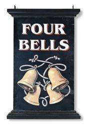 B Catling Four Bells   Decor   P...