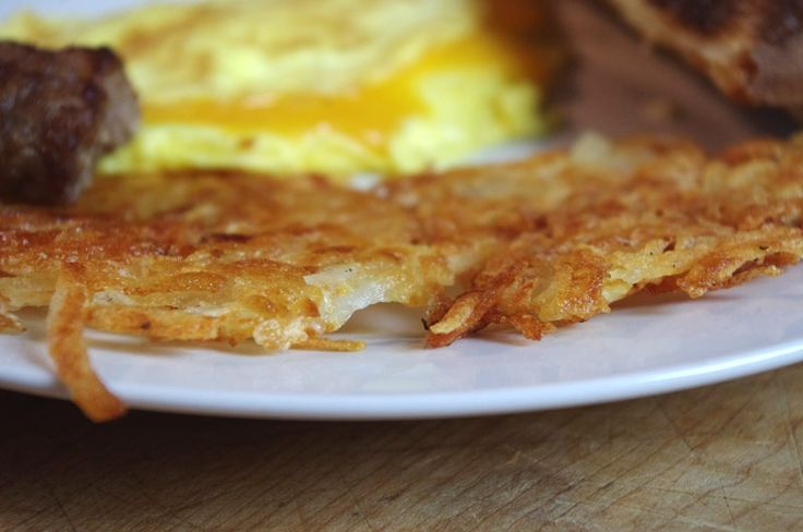 Crispy Hash Browns | Recipes | Pinterest
