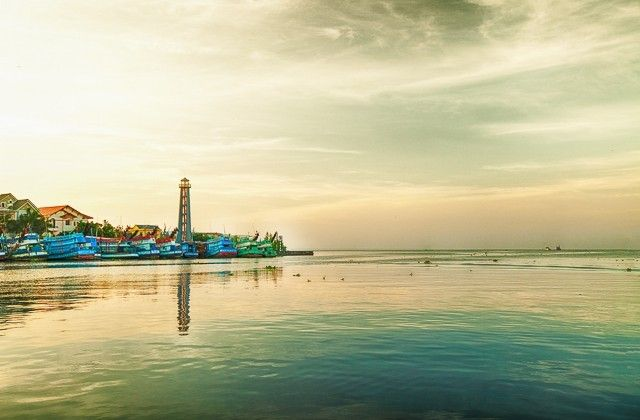 Vẻ đẹp của đảo Nam Du tỉnh Kiên Giang