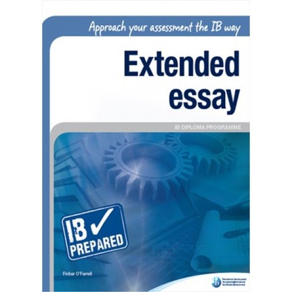 best 50 extended essays Extended essay  50 excellent extended essays click on any link below to view an example of an outstanding extended essay.