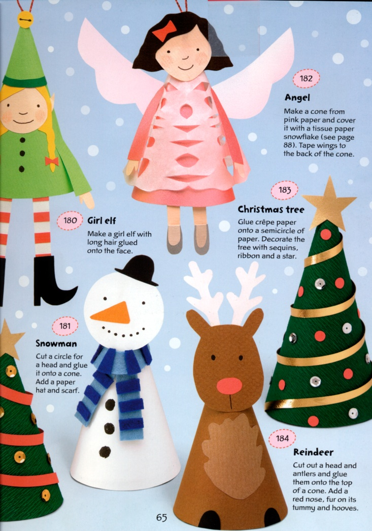 Manualidades Adornos Navidad