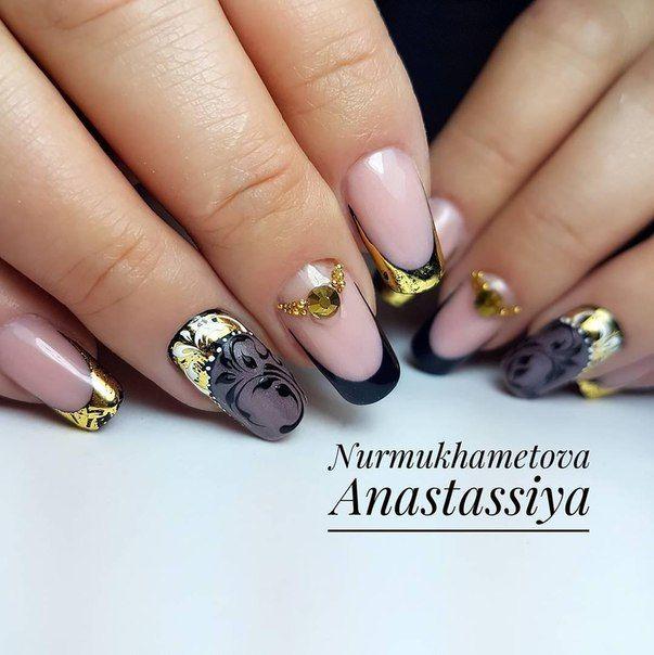 Курс дизайн ногтей гель-лаками