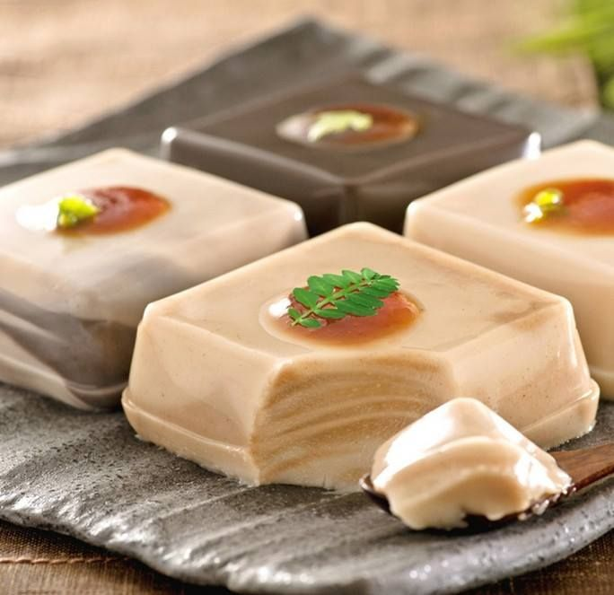 Sesame tofu | Japan = 日本, Nihon, Harujuku, Kawaii, Oishi, Totoro ...