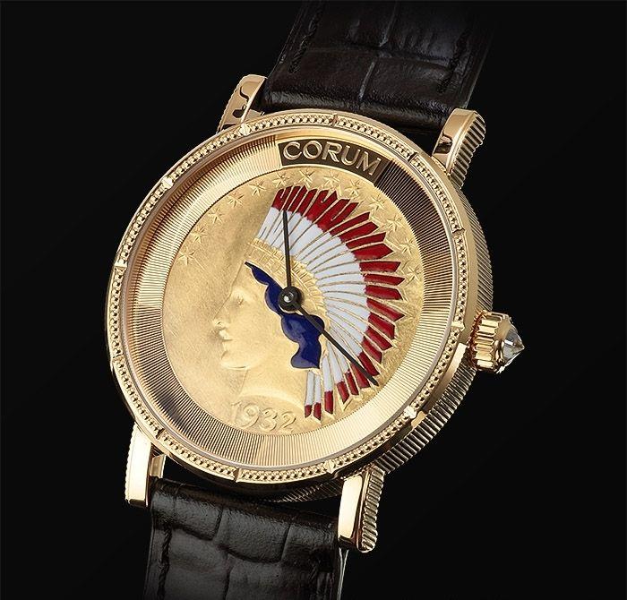 Corum Heritage watches