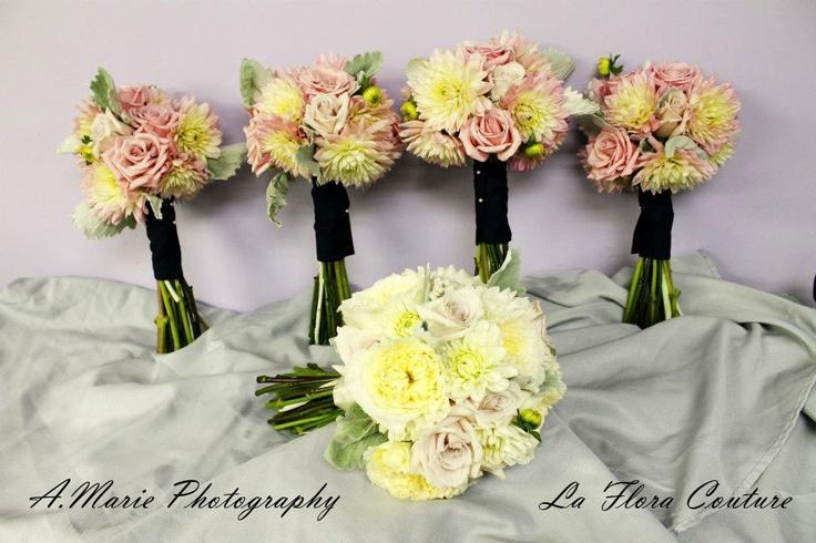 Navy Blue Wedding Flowers Bridal Bouquets Pinterest