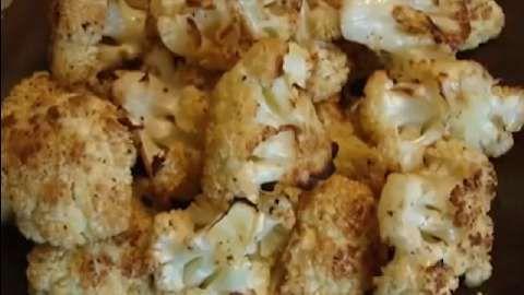 Butter Roasted Cauliflower Allrecipes.com