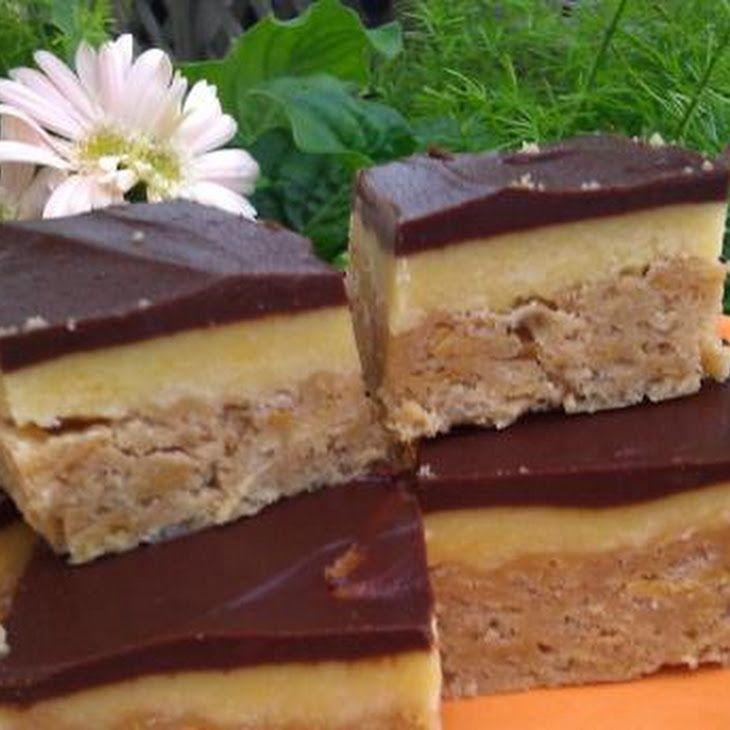 Yum-Yum No Bake 3 Layer Bars | love it! | Pinterest