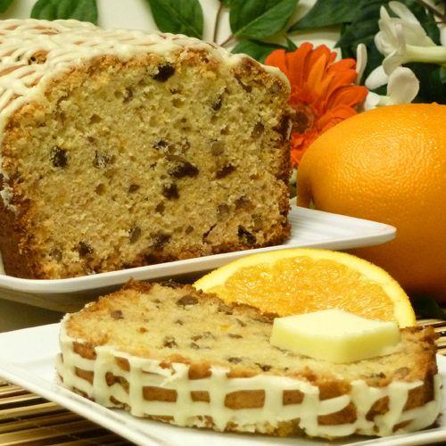 Orange Marmalade Pecan Bread Recipe | Breads, Rolls, Biscuits & Muffi ...