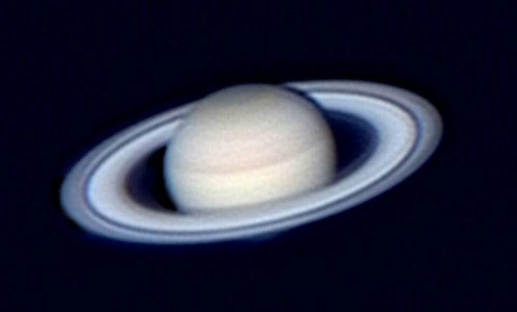 Saturn's Cassini Division | space | Pinterest
