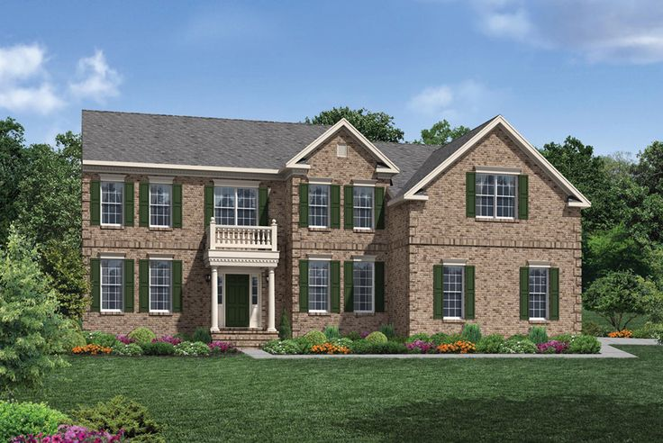 Toll Brothers Hopewell The Colonial