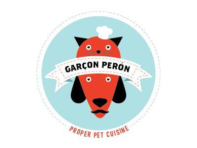 Garçon Perón Proper Pet Cuisine by Richard LaRue