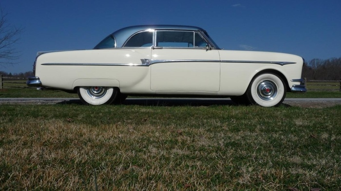1953 packard mayfair coupe drive me baby pinterest