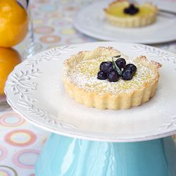 Meyer Lemon Tart, | Bon Appétit - Pâtisseries | Pinterest