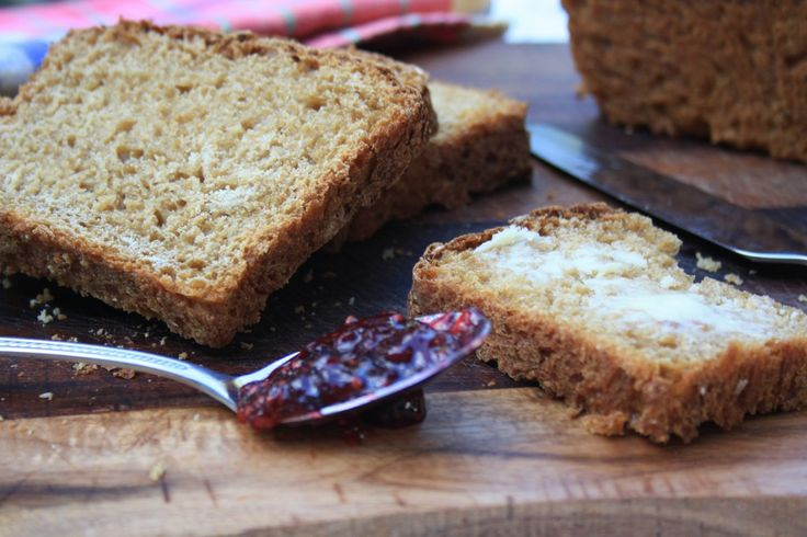 Easy brown bread   Recipes - Breads & Co   Pinterest