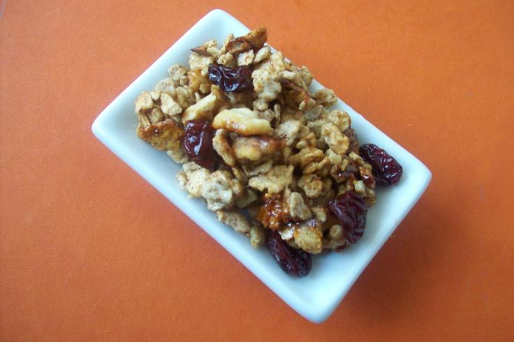 Whole Wheat Matzo Granola Recipe - JoyOfKosher.com