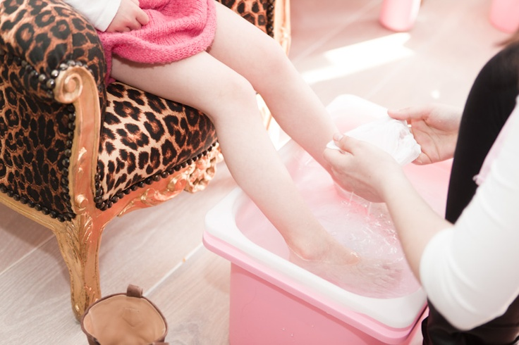 Pedicure For Kids : Pedicure for kids MGP-My Marie Antoinette Party Pinterest