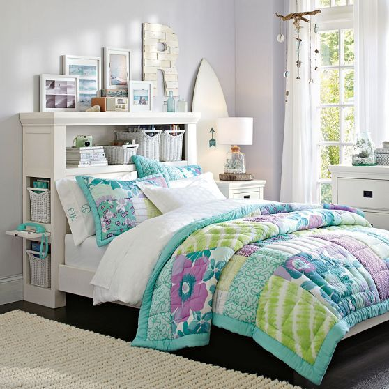 Storage beds pottery barn - Oxford Storage Bed Pbteen Girl Bedroom Redesign Pinterest