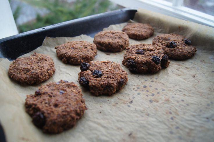 soft vegan gf ginger cookies | GF sweets | Pinterest