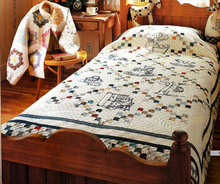 Pinterest Japanese Quilts