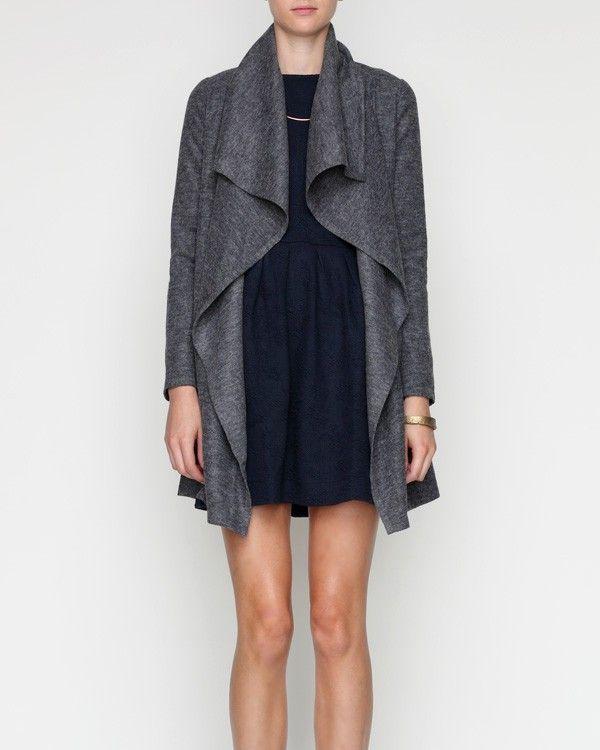 Need Supply Co. / Draped Wool Jacket