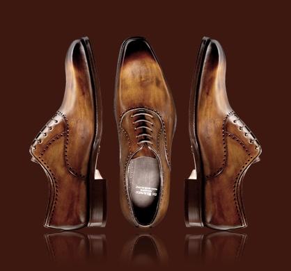Handmade Italian shoes by Scarpe Di Bianco