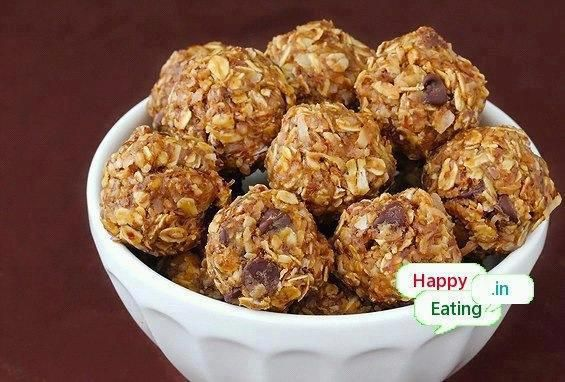 No-Bake Energy Bites | Cookies/Bars/Balls and Bites | Pinterest