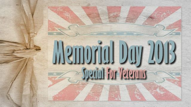 memorial day specials boston