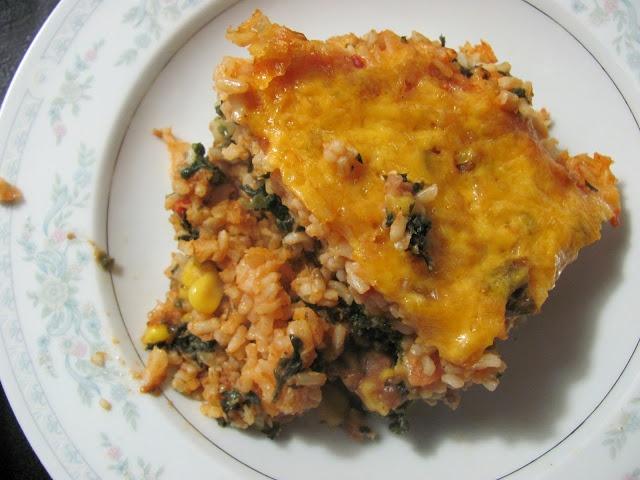 ... saffron rice bake spanish rice bake with brown rice recipes dishmaps