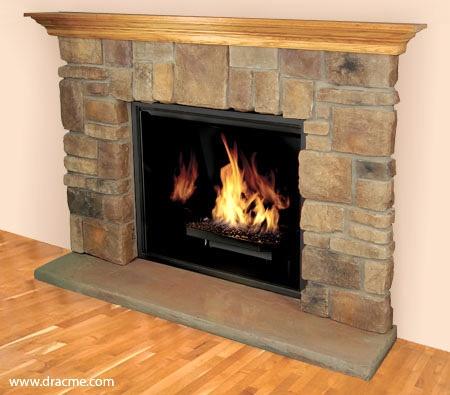 fireplace mantel ideas very simple home ideas pinterest