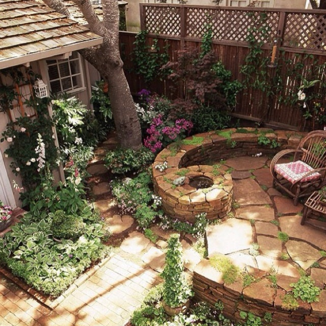 Cute patio!!! | For the Home | Pinterest
