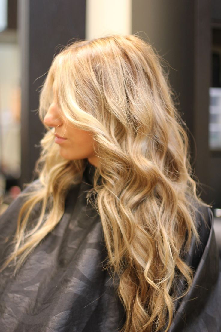 soft honey blonde hair color hair pinterest