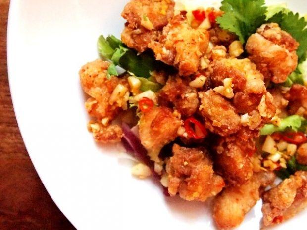 Taiwanese Salt and Pepper Chicken | Recipe Ideas | Pinterest