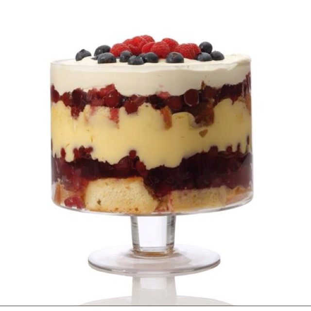 Easy Glass Trifle Bowl Recipes Two Quick and Easy TRIFLE BOWL Recipes ...