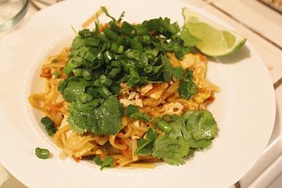 Vegetable and tofu pad thai   Food   Pinterest