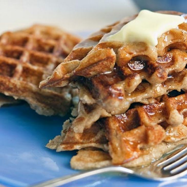 Gluten-Free Multigrain Waffles Recipe | Breakfast | Pinterest