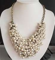 pretty Cluster Necklace